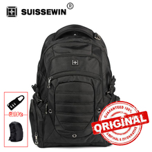 Swisswin high quality designer brand swissgear backpack school backpack 15.6 inch laptop bag men's travel bags+Free Gift SW9275I