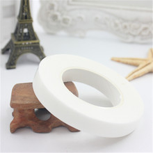 5pcs Plastic wreath material color wrinkle tape green tape tattoo tape paper rattan material(China)