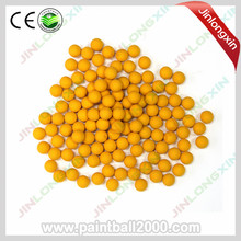200 pcs/bag 0.43'' Paintball Training Reball Rubber Balls