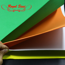 2mm Fly Tying EVA Foam Square foam Paper For Flying Fishing &Fly Tying Materials for Bugs Cricket body Foam Sheet Pesca A Mosca(China)