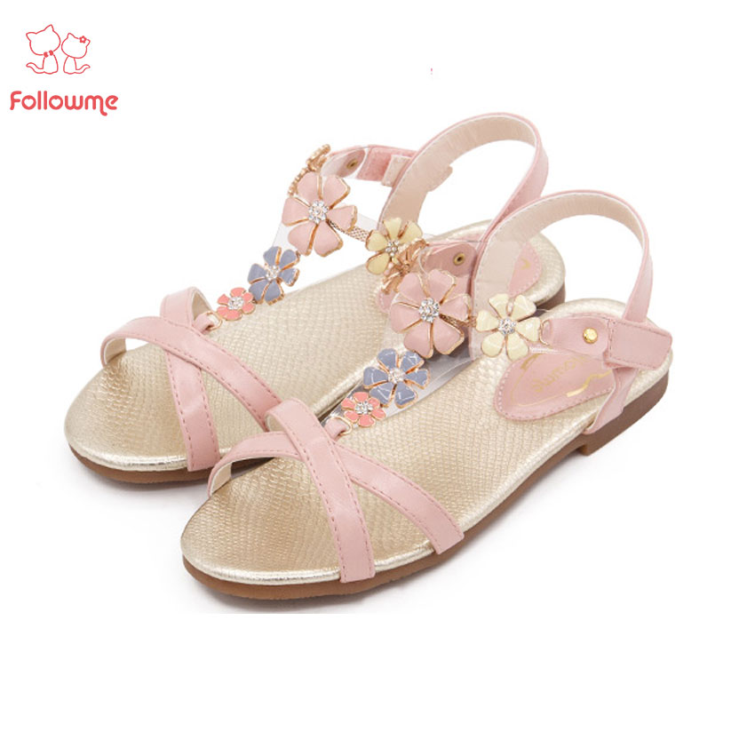 2017 new Baby Girls Sandal Glitter Letters Girls Shoes Princess sheepskin Fashion Kids Sandals Summer Children Sandals Shoes<br><br>Aliexpress