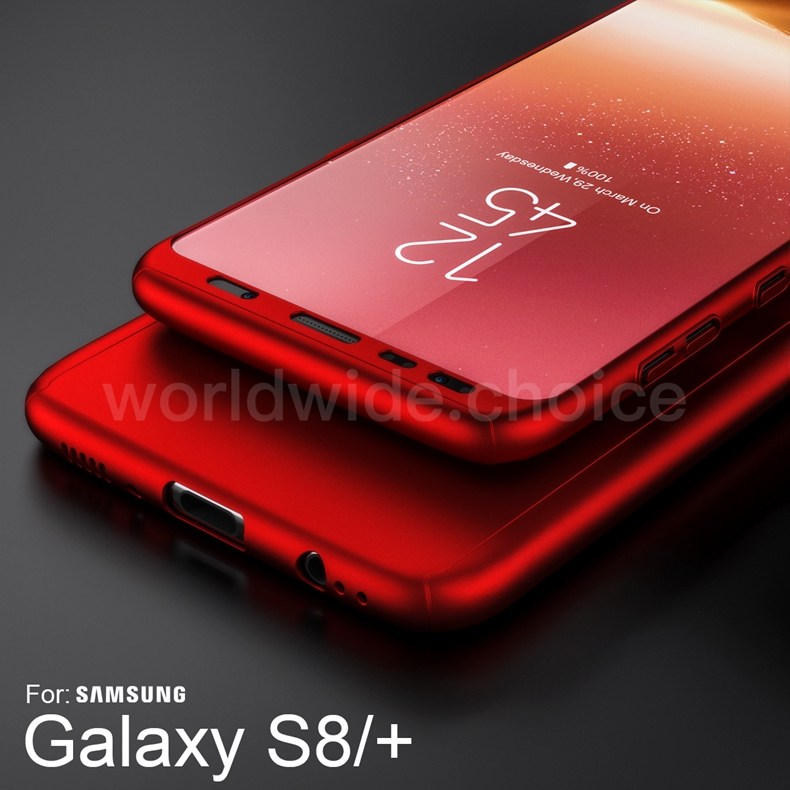 Samsung Galaxy S8 360 Degree Case (11)