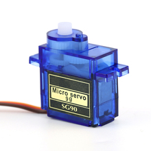 New SG90 9g Mini Micro Servo For RC Helicopter Model Airplanes Mini Steering Gear Micro Servo(China)