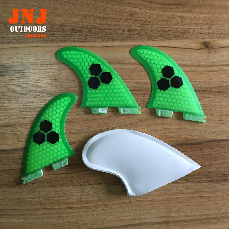 100% fitted standard FCS II M G5 surfboard fins surf table fcs 2 fins with honeycomb<br><br>Aliexpress