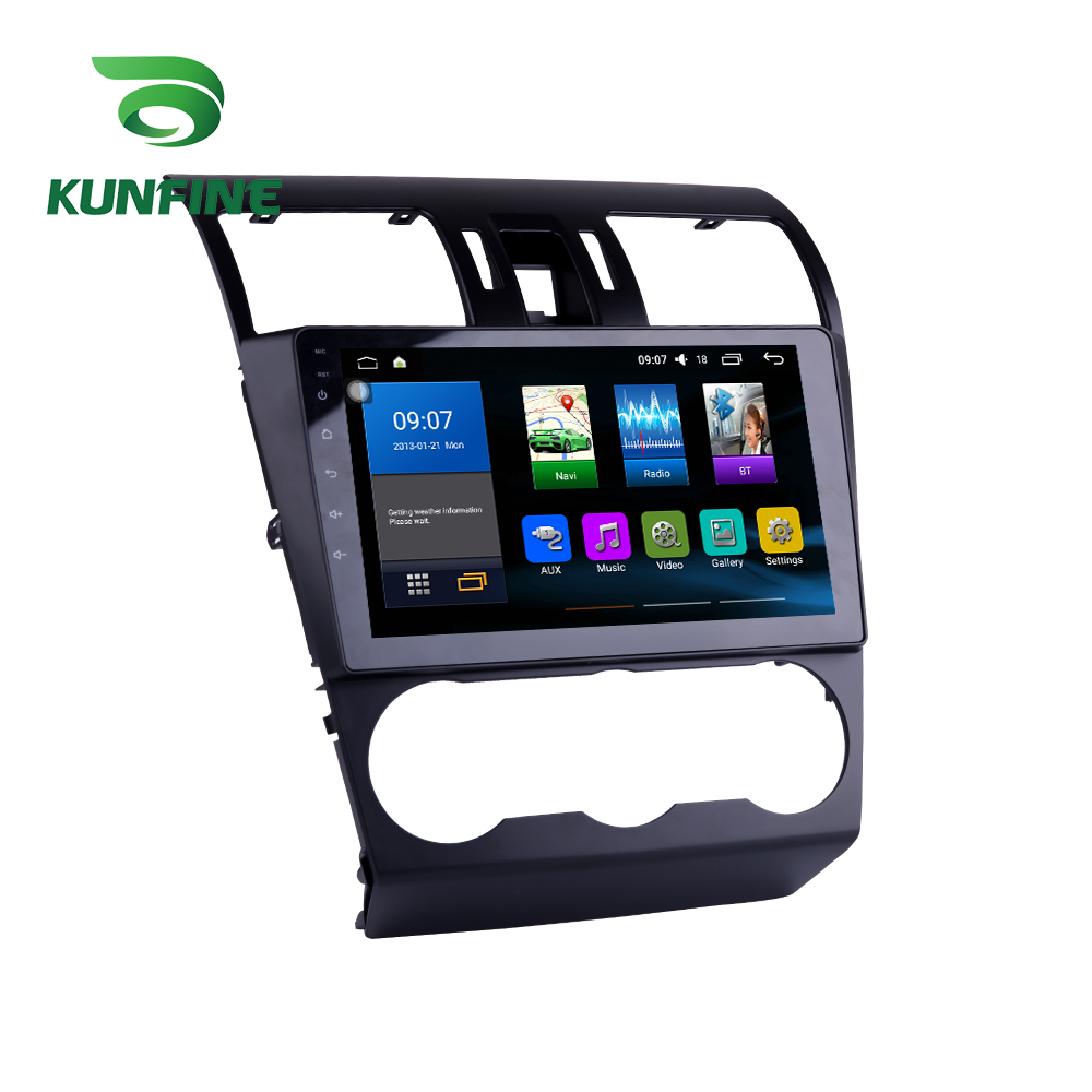 Android Car DVD GPS Navigation Multimedia Player Car Stereo For SUBARU Forester  2013 2014 2015 Radio Headunit (4)
