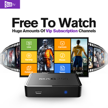 MAG250 Iptv Set Top Box Linux Full Europe IPTV Box For 3500+ Live Italy UK DE Spain Portugal Turkish Netherlands Channels MAG250