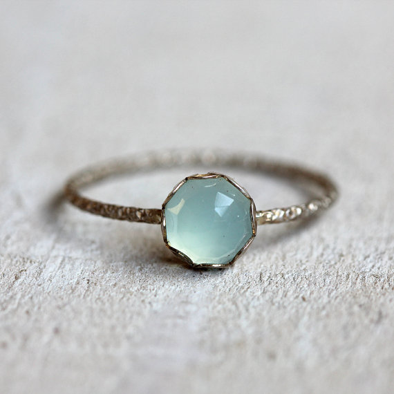 gem double chalcedony aqua products vivo and labradorite argento d rings ring gold plated