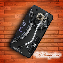 Fundas DJ Controller Mixer Interface Case for Samsung Galaxy Note 8 5 4 3 Case for Galaxy S8 Plus S7 S6 S5 S4 S3 Active Case.(China)