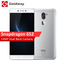 "Original Letv Cool 1 Dual Leeco Coolpad Cool1 Snapdragon 652 Mobile Phone 3GB RAM 32GB 5.5"" FHD 13MP Dual Cameras Fingerprint"