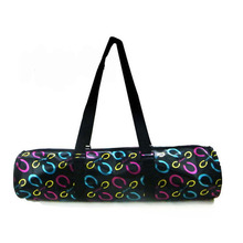 Waterproof Yoga Pilates Mat Case Bag Carriers Shoulder Bag Pouch Multi-function Colorful Outdoor Fitness Storage Portable Bags