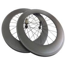 Buy 88mm Tubular Clincher Carbon 60mm Wheels Road 3k Matt 700C Rim TT Bike Cycling Powerway Hub 88mm Clincher Wheels Carbon Bicycle for $345.00 in AliExpress store