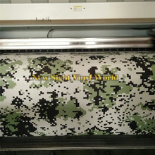 Digital Camouflage Vinyl Car Wrap Military Green Pixel Pattern Camo Film Full Truck Vehicle Decal Wrap Sheet 1.52X30M