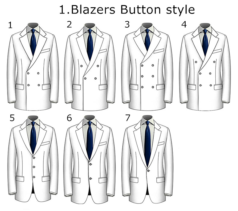HTB18OtzXLBNTKJjSszbq6yFrFXaf - Custom Made Men's Wedding Suits Groom Tuxedos Jacket+Pant+Tie Formal Suits Business Causal Slim Navy Plaid Custom Suit Plus Size