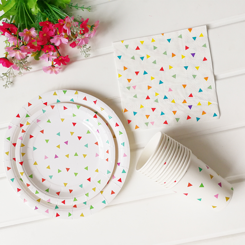 Party Disposable Tableware26