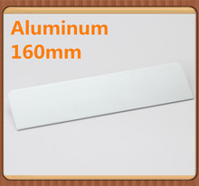 Length 170mm Hole CC 160mm Aluminum alloy handle  Straight bevel handle Kitchen Furniture handle drawer handle