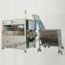 1-4 color full automatic pad printing machine, bottles caps printing machine, automatic pad printing machine for plastic caps(China)
