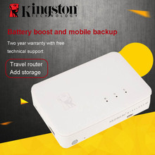 Kingston Digital MobileLite Multifunction wifi Wireless G3, Extra battery, storage and backup for iOS and Android devices mobile
