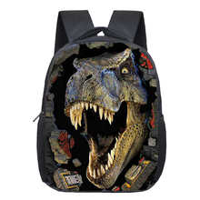 Dinosaur Magic Dragon Backpack Kids Animals Backpacks Kids Schoolbags Boys Girls School Bags Daily Backpack Book Bag