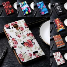 Cell Phone Covers Suitable For Lenovo A308T/A319/A328T/A369/A516/A536/A606/A8/A850/A800 Cases Flip PU Leather Protective Sheath