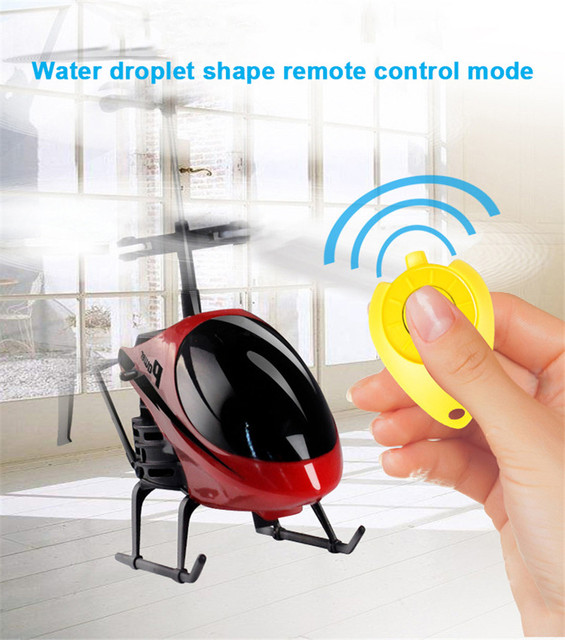 Remote Control USB Charge Mini Helicopter