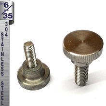 m6*35 , 20pcs/lot , Manufacture thumb bolts computer case thumb screws , Antirust screw height adjustment screw(China)