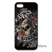 Guns n Roses Shell Carrying case cover for iphone 5s 5c SE 6 6s 6plus 7 7plus Samsung galaxy note7 s3 s4 s5 s6 s7 edge