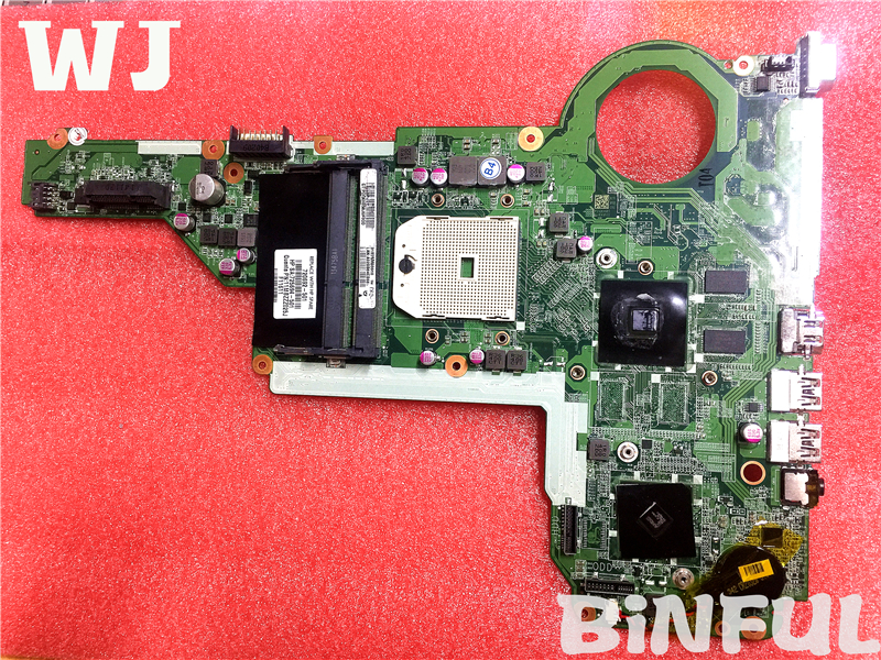 for HP Pavilion 15-E 17-E 720692-501 720692-001  Laptop Motherboard DA0R75MB6C0 REV:C 100% working