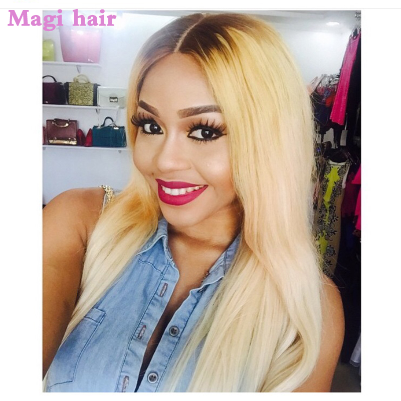 blonde brazilian hair Straight Hair 3pcs,Unprocessed 613 blonde virgin hair 8-26 ombre Human Hair Weave<br><br>Aliexpress