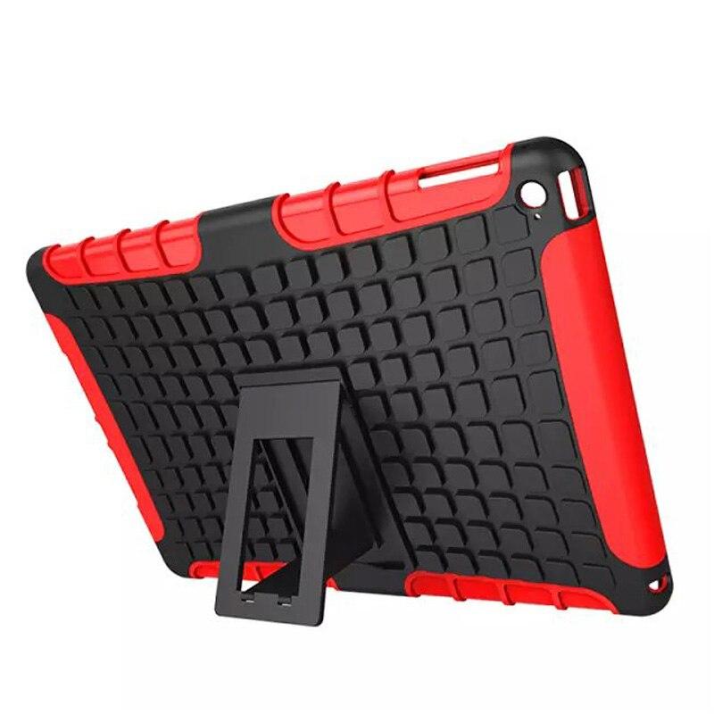 Anti-Knock Case for apple iPad Air 2 9.7inch,Hybrid TPU+PU Armor Kickstand Case for iPad Air 2 Flip Cover for iPad 6+Stylus Pen<br><br>Aliexpress