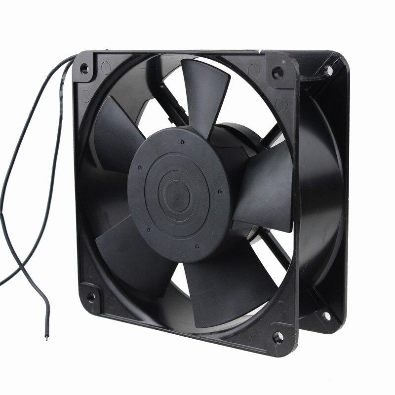 10PCS Gdstime Ball Bearing Cooling Fan 18cm AC 380V 180MM 180*60MM 18060<br>