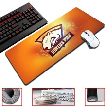 Virtus Pro Super Locking Edge large Game Mouse Pad high quality pictures super big size computer game tablet 30x60cm Mouse Pads