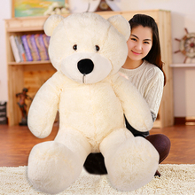 Plush Toys Large Size100cm / 120cm Teddy Bear 1m/1.2m Big Embrace Bear Doll /Lovers/Christmas GiftsBirthday Gift