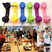 amzdeal New Arrival Mic Cell Phone Handset Gift for All Kinds Mobile Phones Tablet PC Professional Music earphones headphones