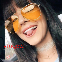 Luxury Aviator Sunglasses Women Men Brand Designer Vintage Summer Sun Glasses For Women Male Ladies Female Sunglass Gafas Oculos