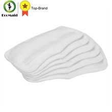 Steam Mop for Shark SK410/460 Replacement Pads For Shark Steam Mop Microfiber Machine Washable Cloths 6pcs(China)