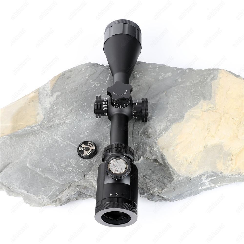 BSA Stealth Tactical STS 4-16X44 IR Hunting Optics Riflescopes Side Parallax Glass Etched Mil Dot Reticle Turrets Lock Scope (8)