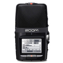 PK Tascam portable ZOOM H2N Handy Recorder Ultra-Portable Digital Audio Recorder Stereo microphone Interview SLR