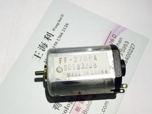 270 motor mabuchi ff-270pa high speed dc small motor micro motor