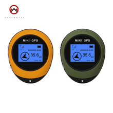 Mini Portable GPS Navigation PG03 Mini GPS USB Rechargeable Compass For Outdoor Sport Travel Can Bring Back to Any Point