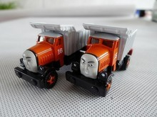 KK01--Learning Curve Thomas & Friends Metal Magnetic Diecast Max & Monty Toy Trains Cars New Loose(China)