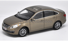 * Brown1:18 Dongfeng JOYEAR S50 Sedan Diecast Model Car Gifts Model Car Kits Simulation Model Limited edition Van Mini Bus