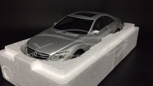 Diecast Car Model AUTOART 1:18 CL63 AMG (Silver) + SMALL GIFT!!!!!!!!!
