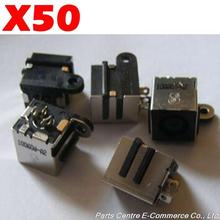 50 pcs free shipping NEW DC Jack For DELL Inspiron 14R N4010 N4110 N4120 M4110 1318 1464 1564 1764 DC Power Jack(China)