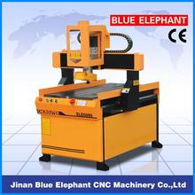 T-slot Table (Vacuum table for option ) 3 Axis CNC Carving Machines with Mach3 6090 Woodworking CNC Router Price