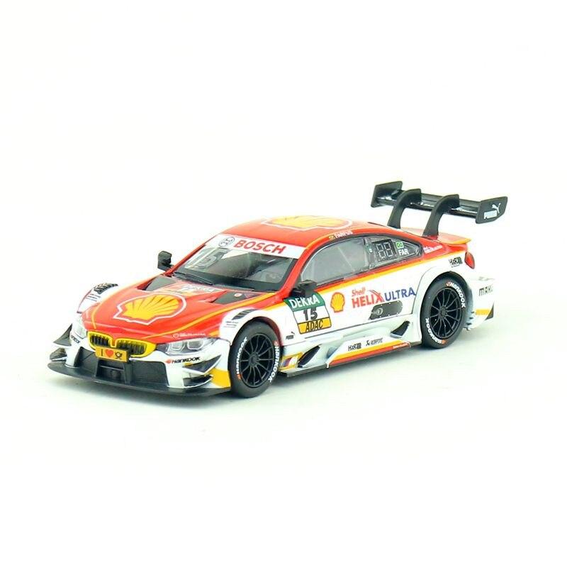 Details about  /Rmz City 1:43 BMW M4 DTM Diecast Car Model Toy 1 PCS
