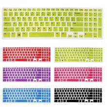 High Quality Brand New Colorful Best Price US Keyboard Skin Cover Protector For 15.6 For Dell New Inspiron 15R N5110 M5110 M511R