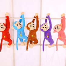 Giant Monkey  Doll Monkey Mascot cartoon doll new monkey toy