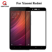 Buy GerTong Full Cover Protective Tempered Glass Xiaomi Redmi 4X 4A Note 4 Pro Prime 3S 3 Mi A1 MiA1 Screen Protector Case Film for $1.11 in AliExpress store