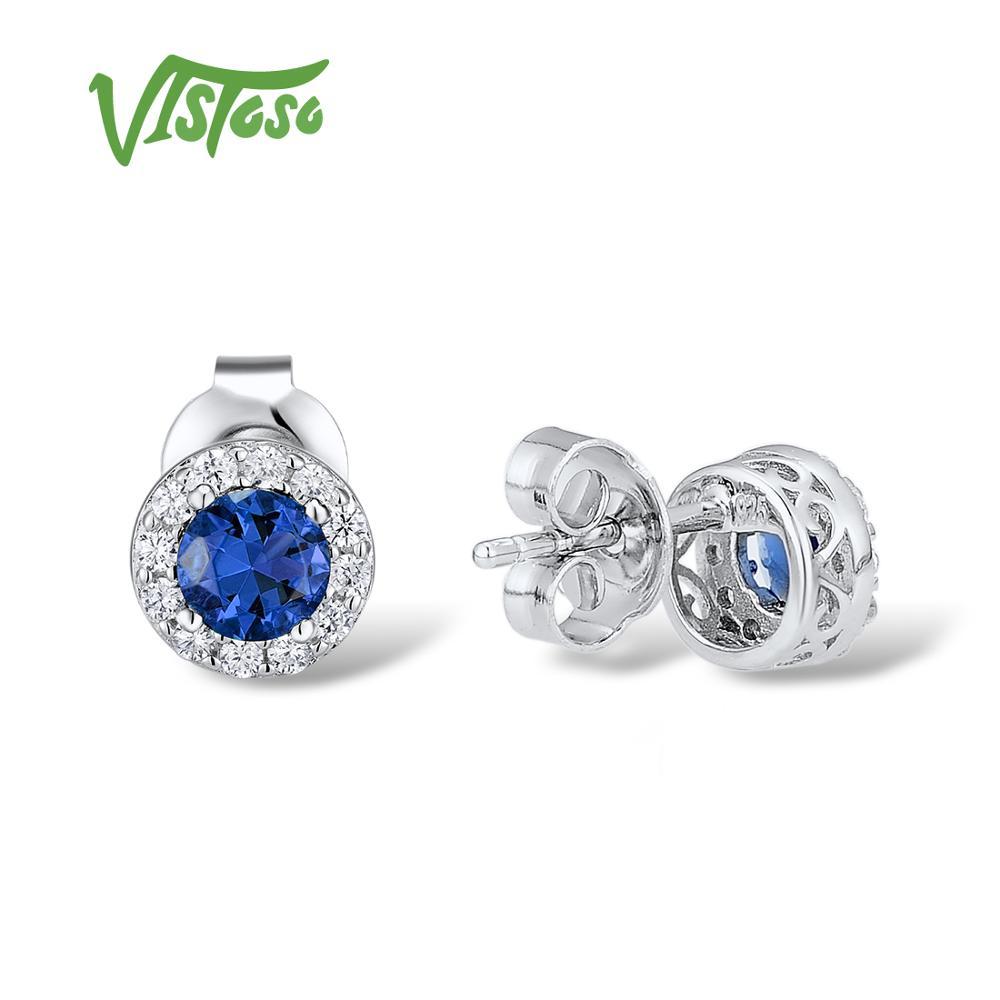 E301108BLGZSL925-SV3-Silver Earrings