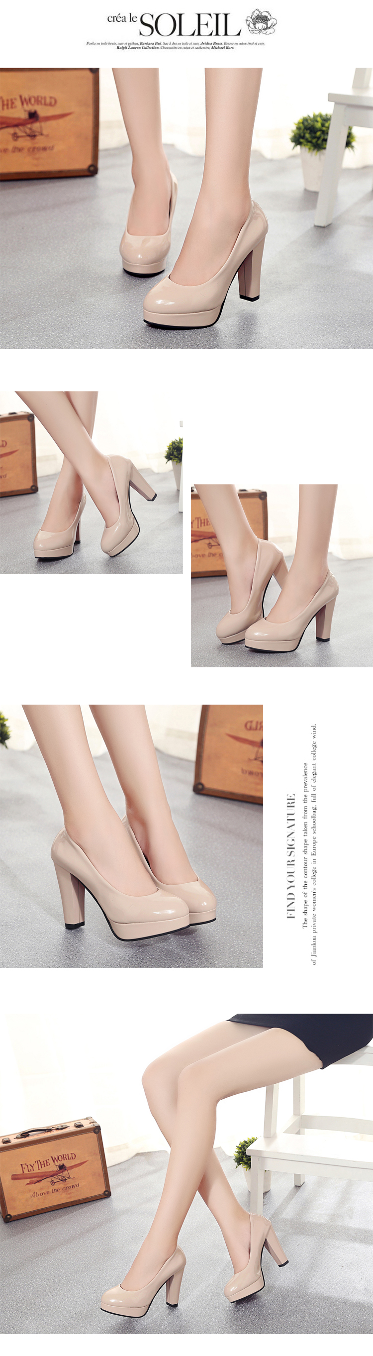 2018 Femmes Chaussures Bout Pointu 23